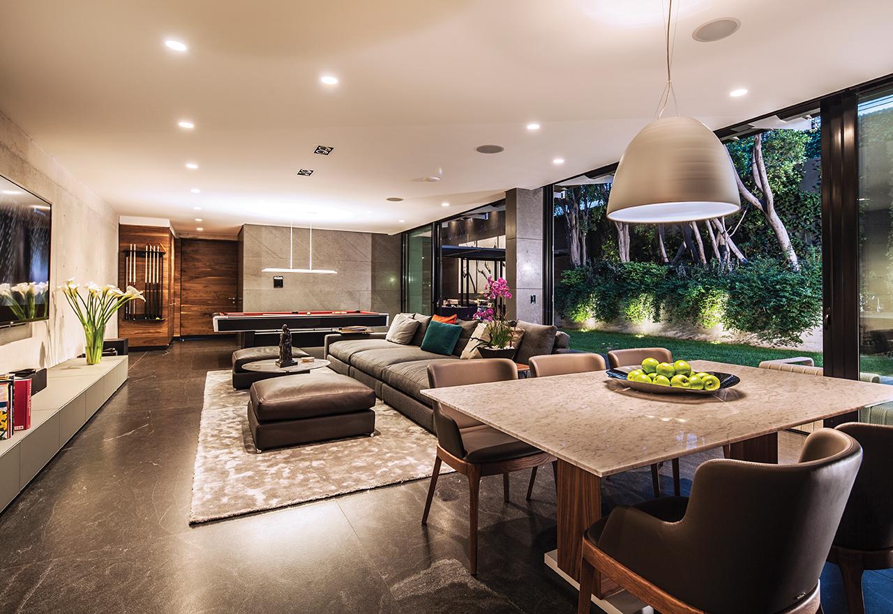 Casa bas ltica hotbook for Espacios interiores de casas
