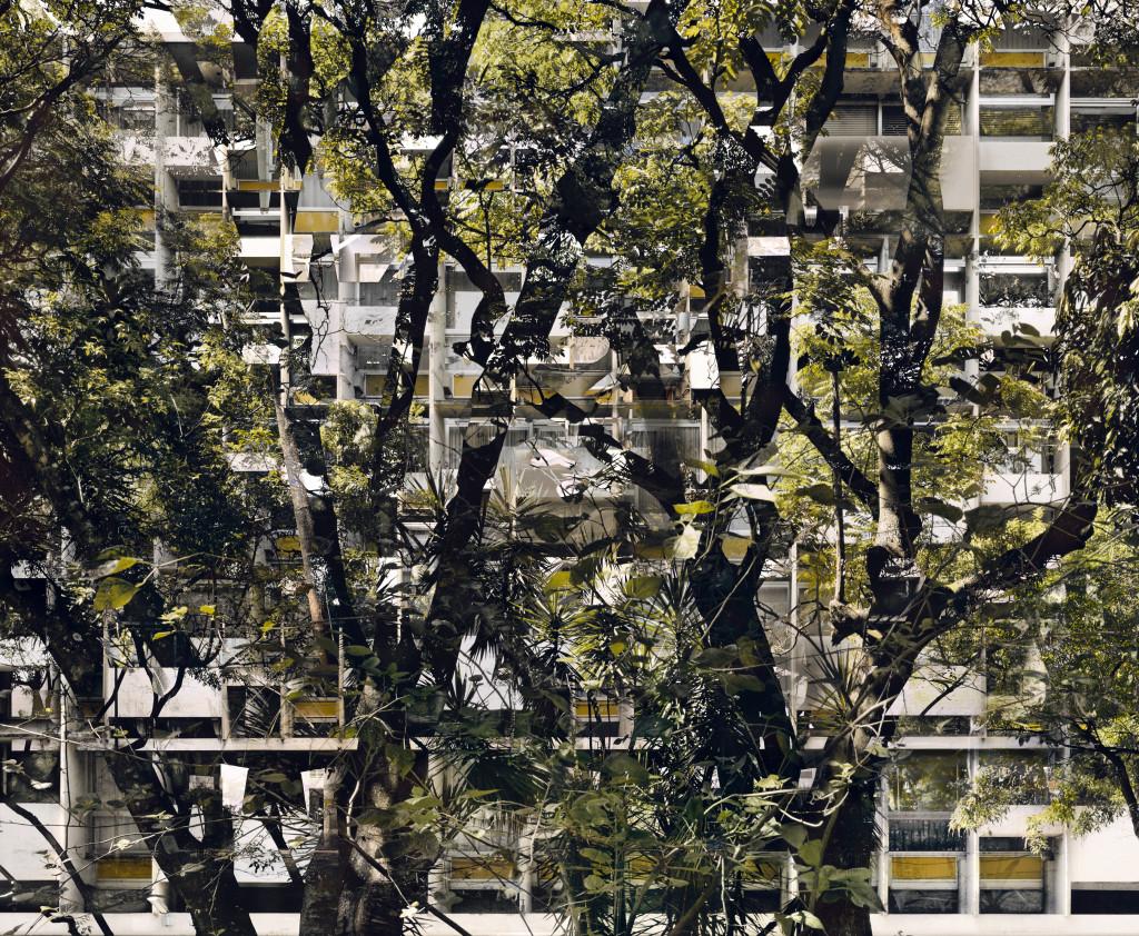 Melting La Havane #7 C-print -2007, 160 x 200 cm Stéphane Couturier – Galerie Polaris