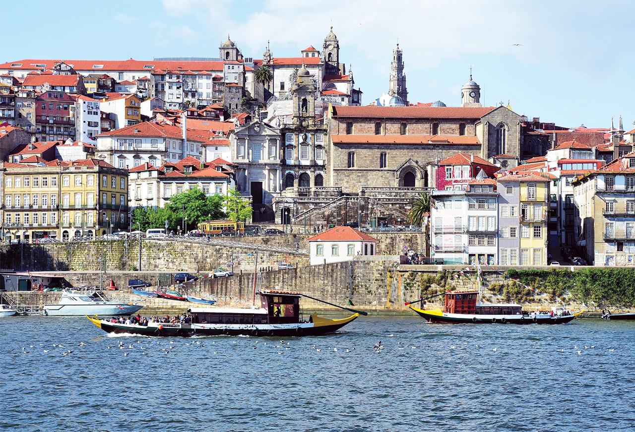 Guía de Oporto, Portugal - OPORTO_PORTADA