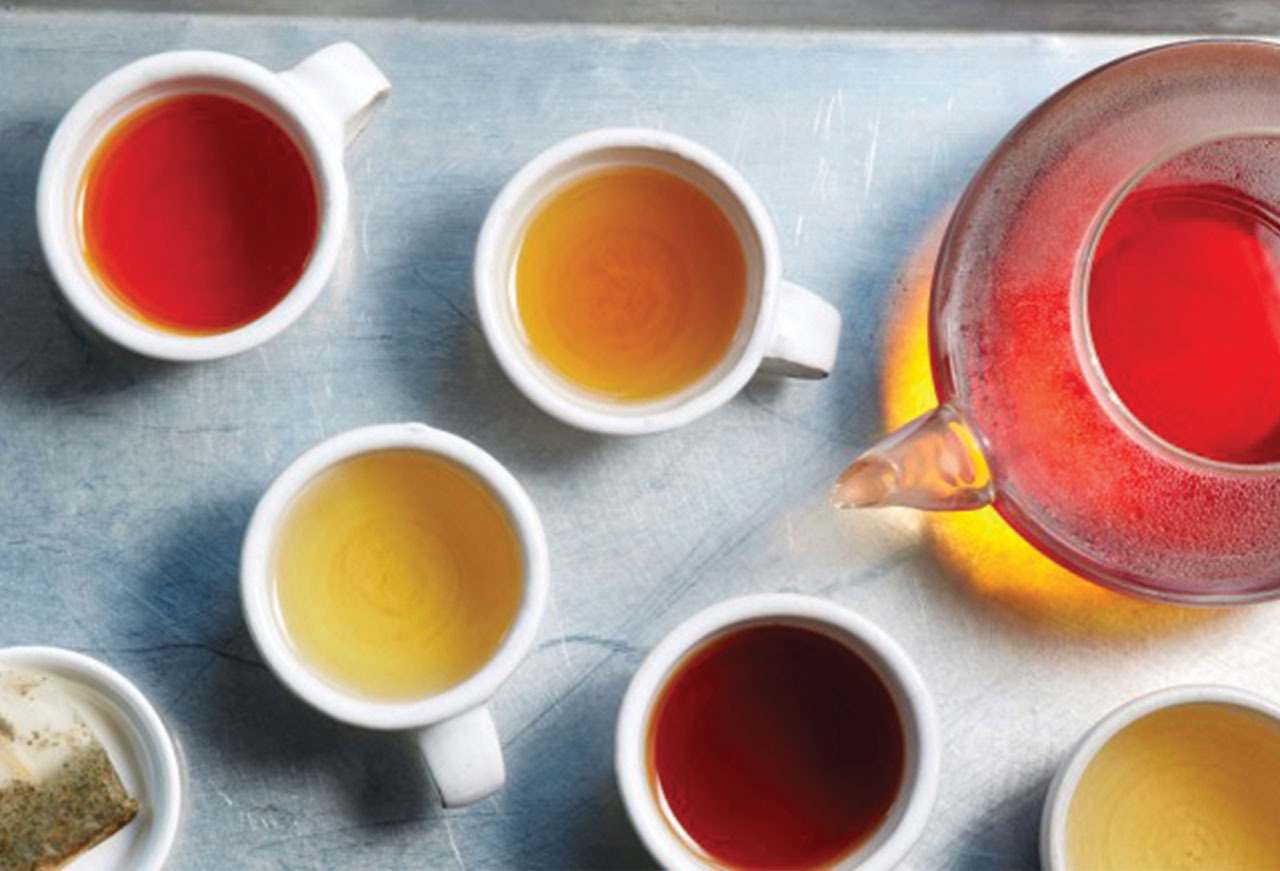 Las 17 cosas que no sabías del té - teportada