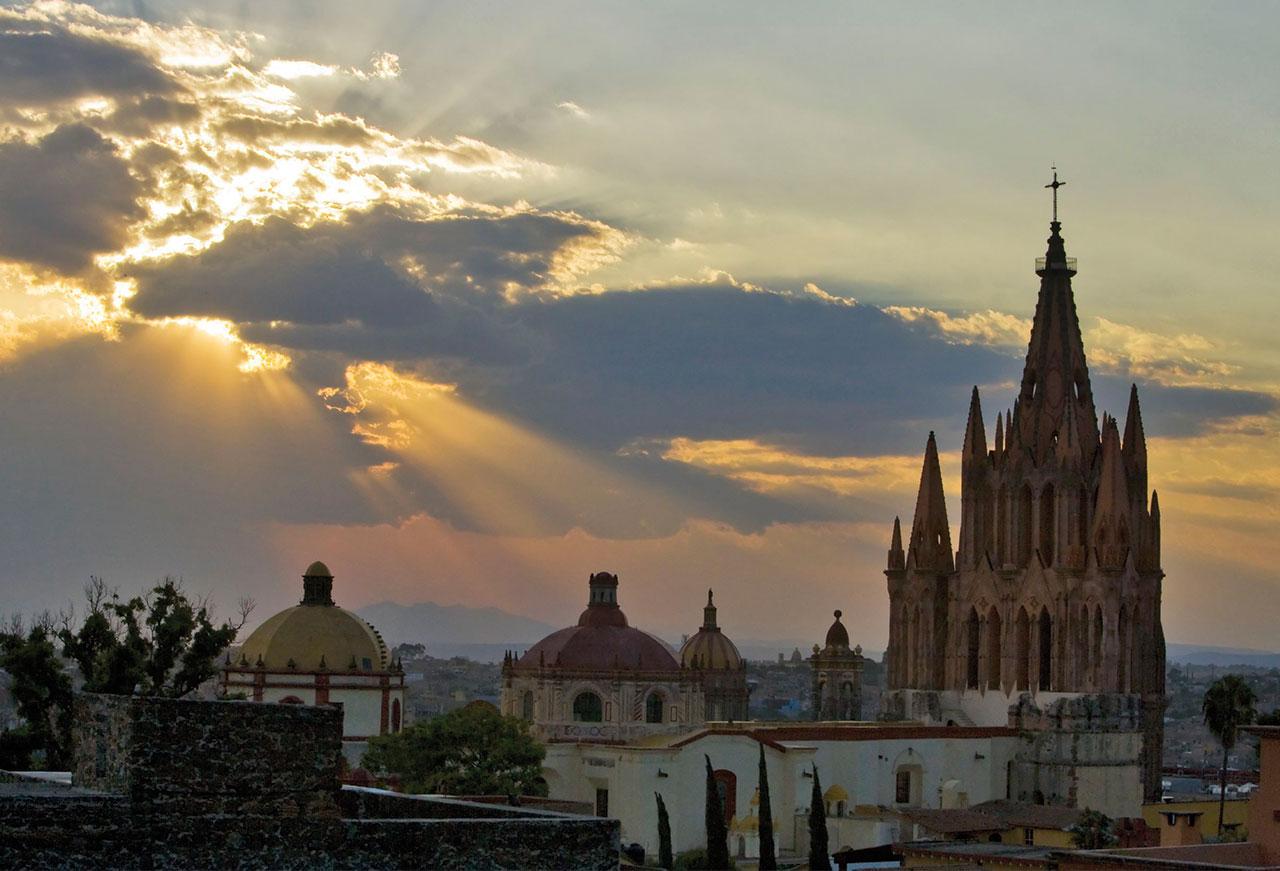 San Miguel de Allende Rincón antiguo en constante reinvención - guanajuato2