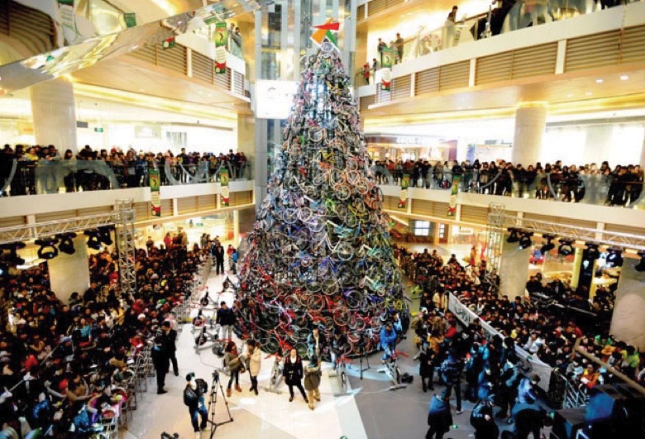 Los Árboles de Navidad Más Originales - arboles_01