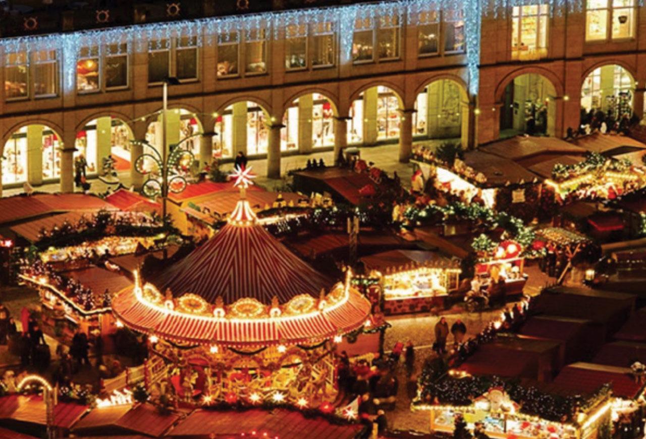 Bazares navide os del mundo hotbook - Marche de noel stuttgart ...