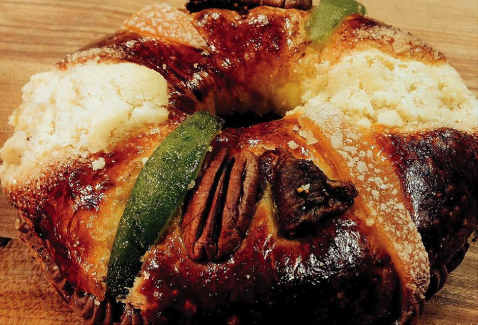 Las 10 mejores Roscas de Reyes de CDMX - rosca2