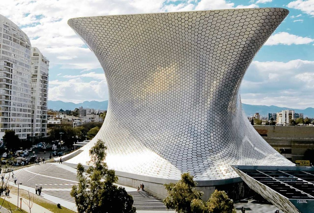http://globalvirtualgallery.com/incredible-museo-soumaya-in-mexico-city/