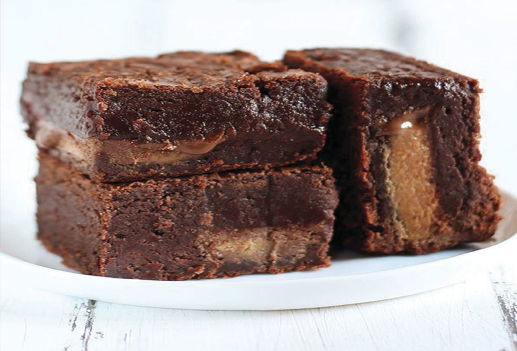 http://www.handletheheat.com/peanut-butter-slutty-brownies/