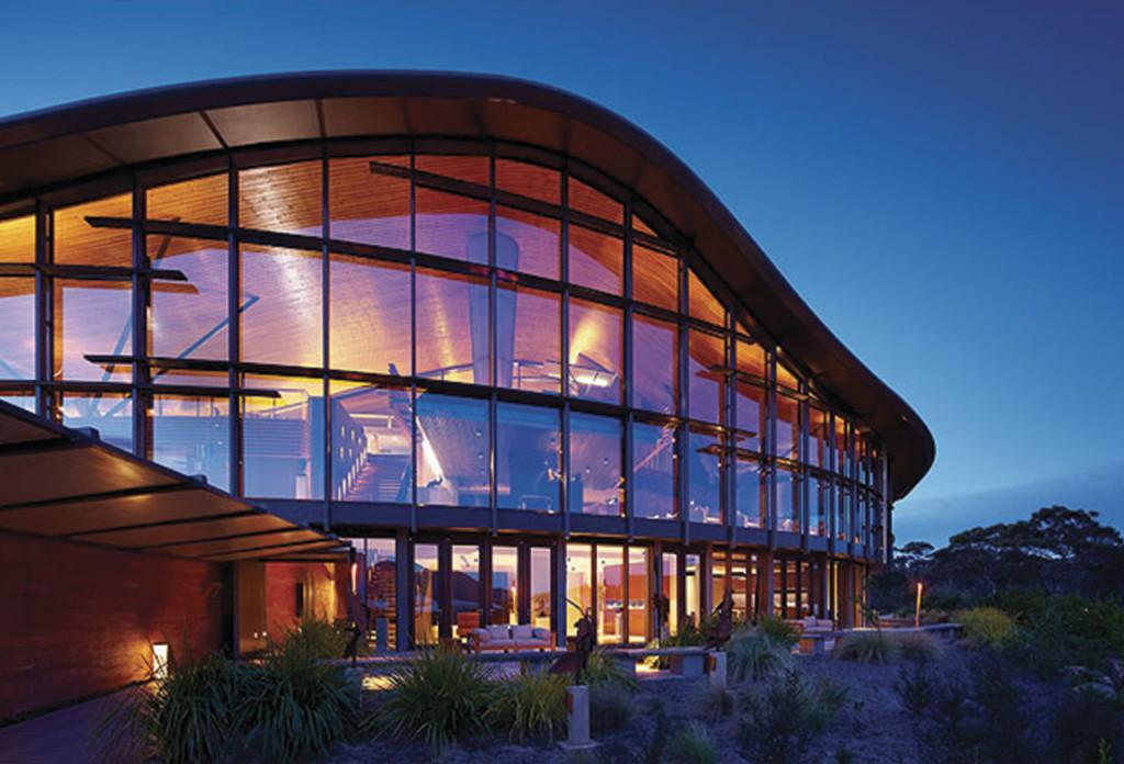 Foto: http://www.ecocitizenaustralia.com.au/tasmanias-saffire-freycinet-retreat/
