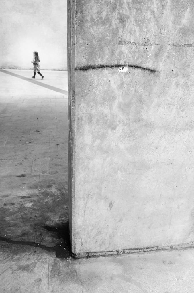 Los paseos geométricos 1, 2015 © Andrés Cañal