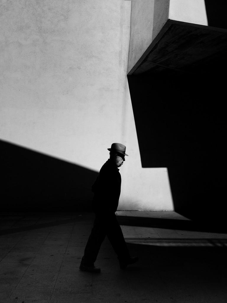 Caminantes de Santa Caterina 1,2015 © Andrés Cañal