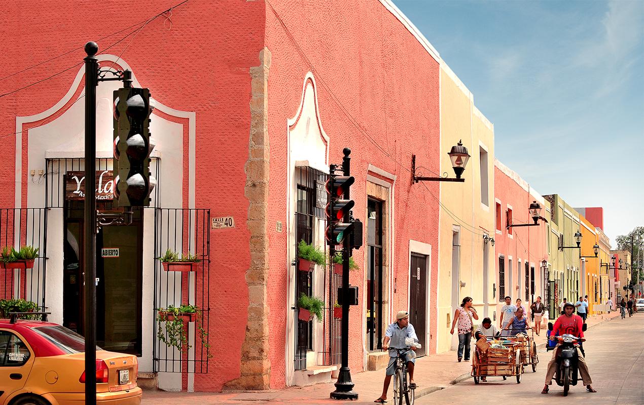 M rida la ciudad blanca hotbook for Muebles de oficina merida yucatan