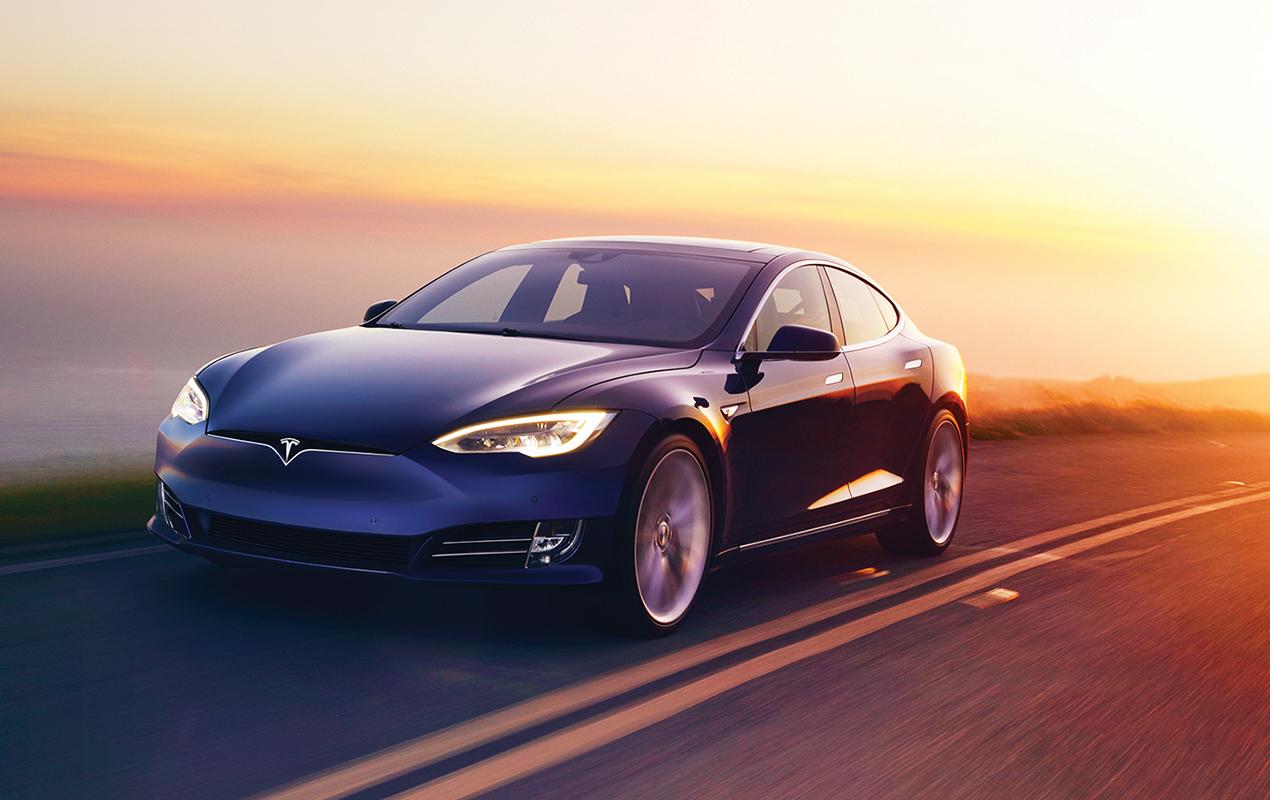 TESLA: El coche autónomo, el coche del futuro - tesla3