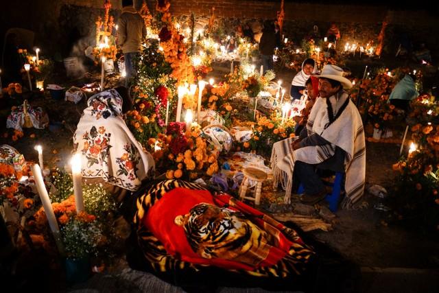 Lugares para conmemorar el Día de Muertos - Adolfo Valtierra