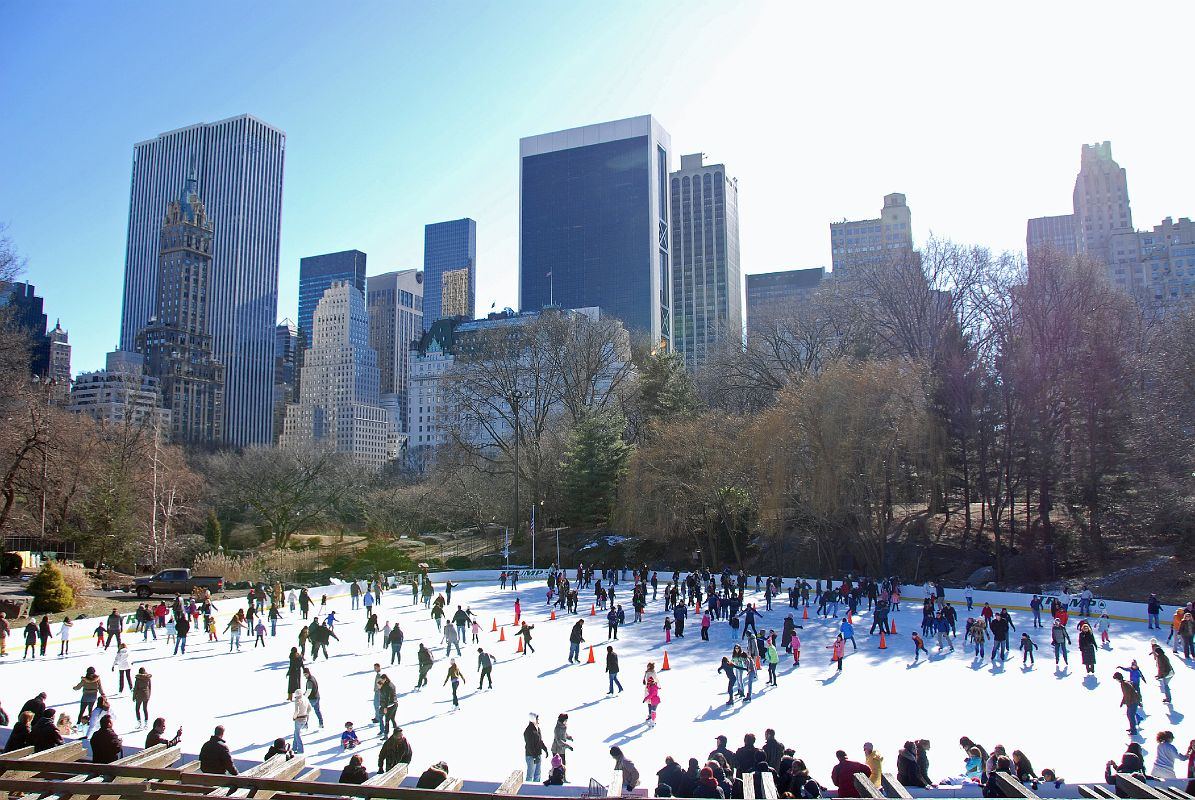 New-York-City-Central-Park-06-Wollman-Rink-And-Buildings-On-Southwest-Of-Park