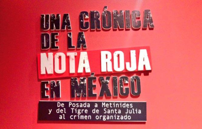 una cronica de la nota roja en mexico
