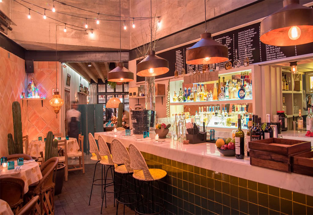 10 nuevos restaurantes en la ciudad de m xico que tienes for Comedor jacinta polanco