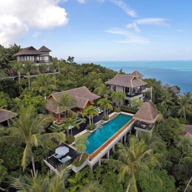 Four Seasons Resort Koh Samui en Tailandia