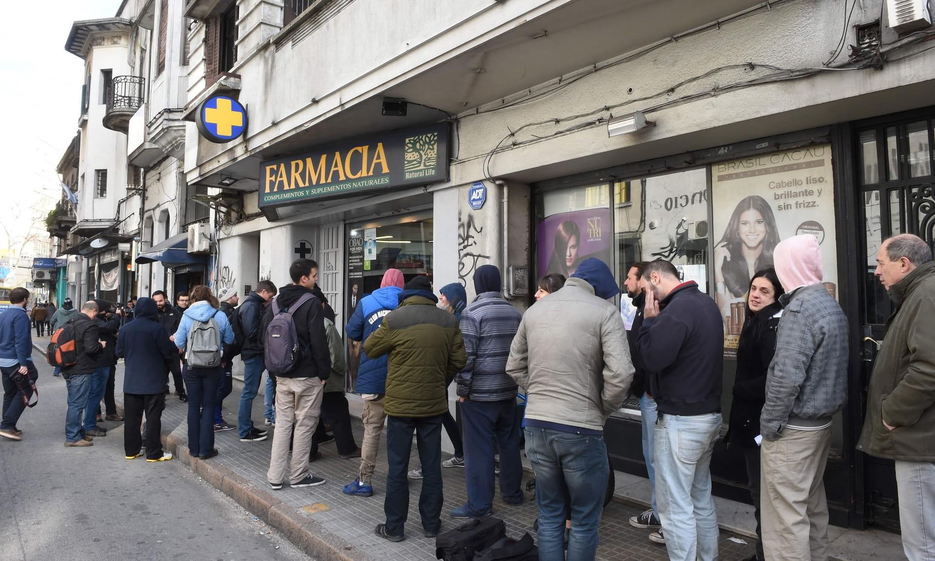 legalizacion uruguay