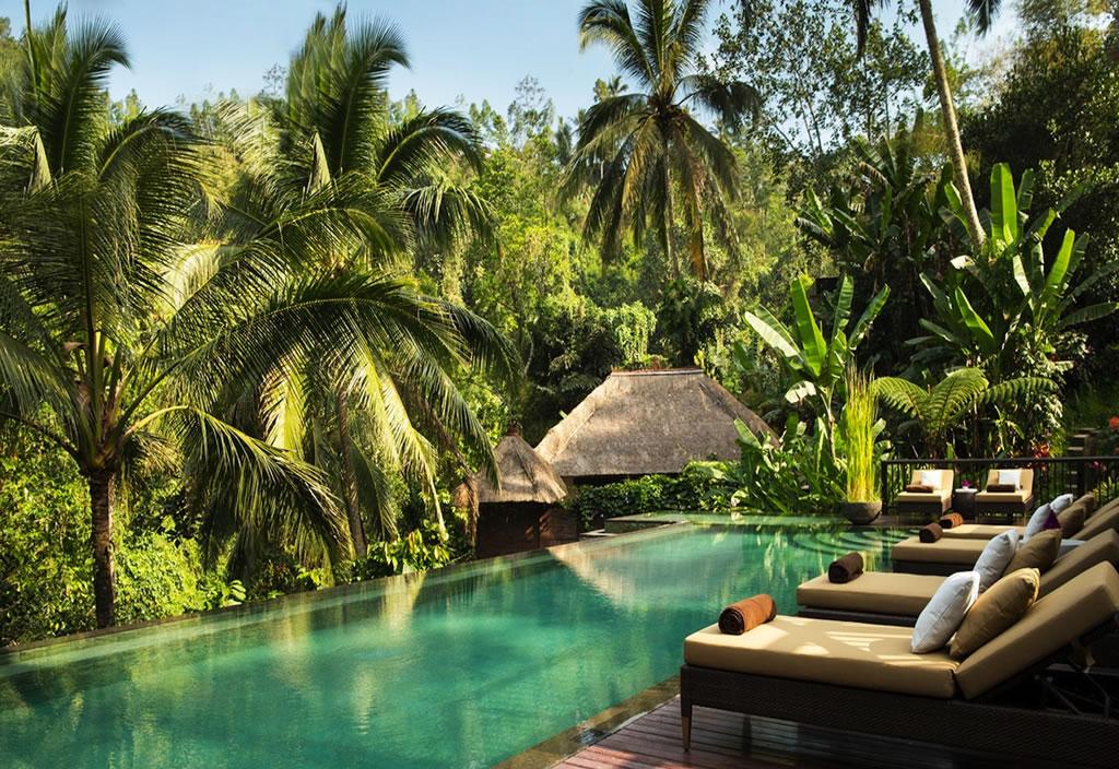 Las mejores albercas del mundo - Mejores albercas del mundo -6 Ubud Hanging Gardens
