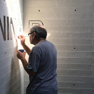 Luis Fernando, un artista visual de la nostalgia