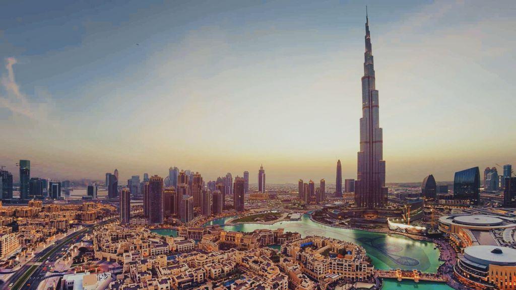 Las estructuras arquitectónicas más cool del mundo - 3. Burj Khalifa PORTADA