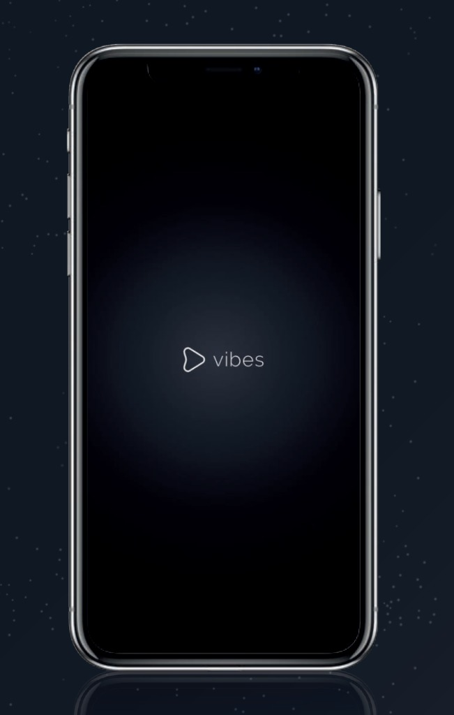Vibes, interacción a partir de la música - App Vibes 1