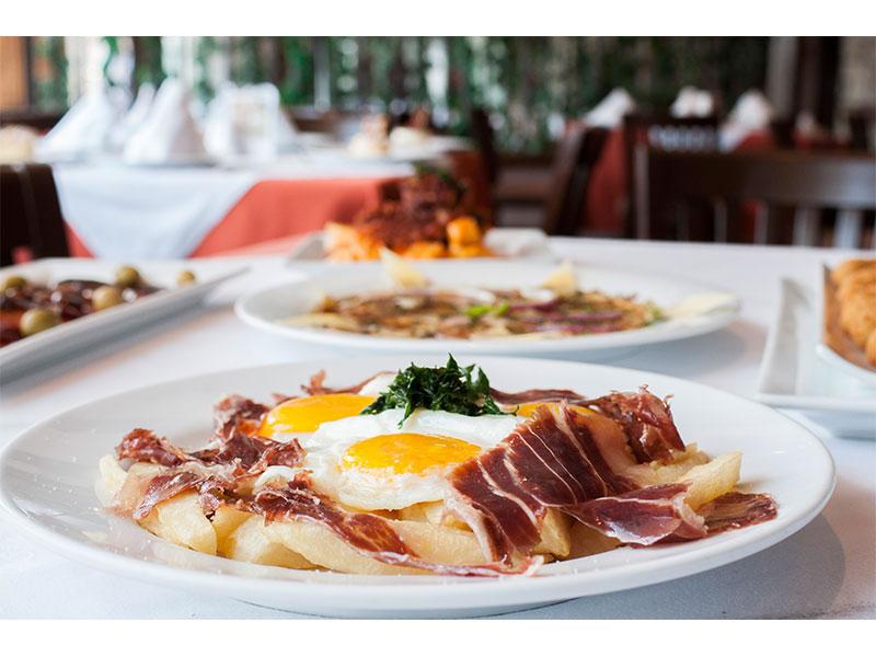 Los mejores restaurantes de comida española en la CDMX - torrecastilla portada