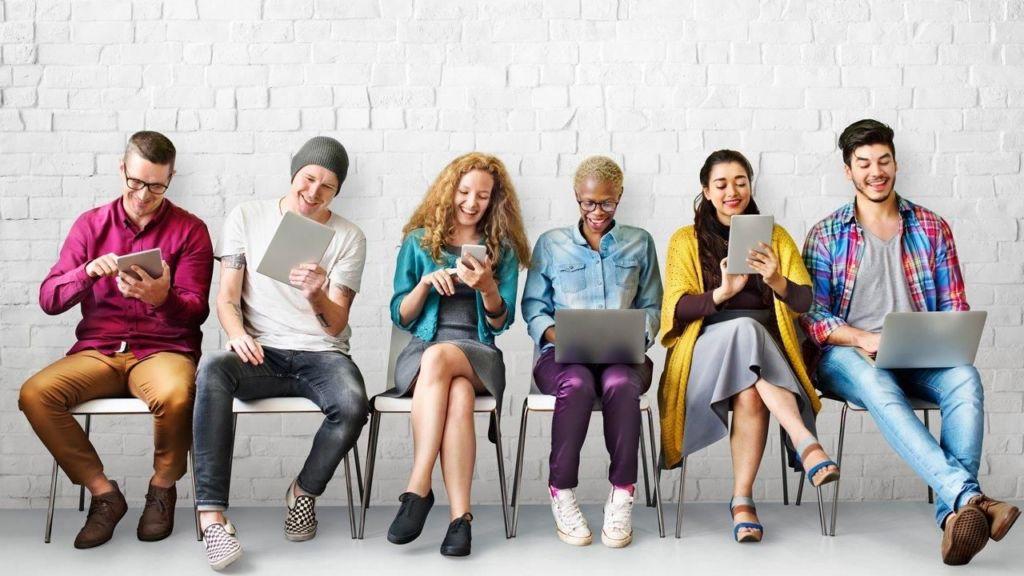 Generaciones de cambio; xennnials, millenials y generación Z - Millennials