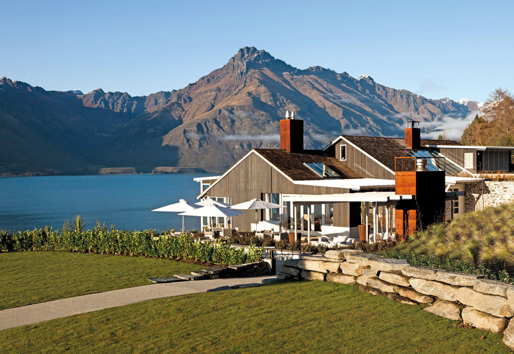 Matakauri Lodge - travel_hotel_lodge_outdoors