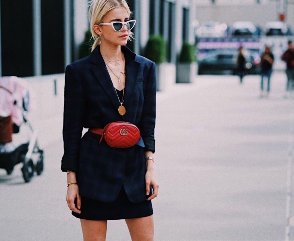 Las bolsas más cool para esta temporada - Belt Bag