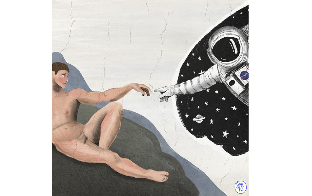¿Estarán a tiempo las naves de la NASA? - WORLD NEWS-@CAMDELAFU