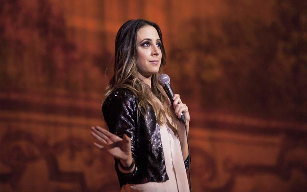 Las stand-up comedies de YouTube que no te puedes perder - PORTADA Sofía Niño de Rivera