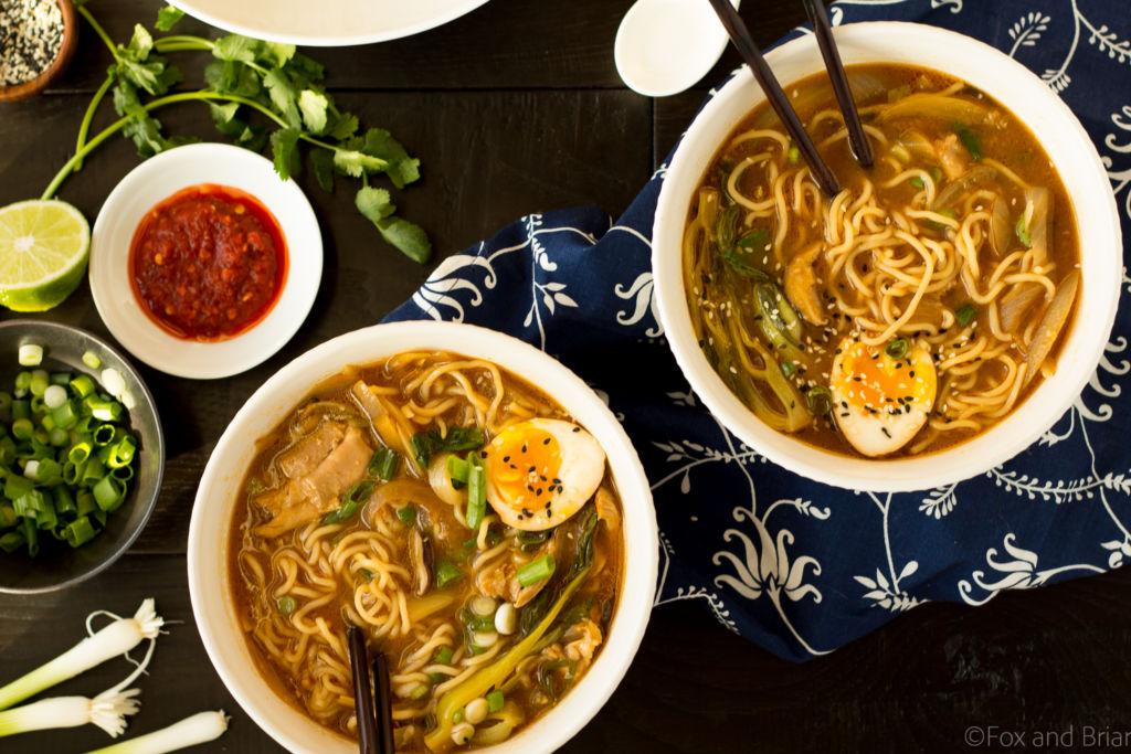 Los mejores lugares para comer ramen en la CDMX - PORTADA