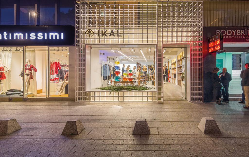 Ikal Concept Store: homenaje al diseño. - IKAL-5