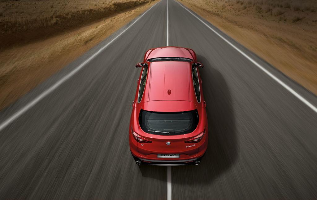 Alfa Romeo presenta Stelvio - STELVIO-1