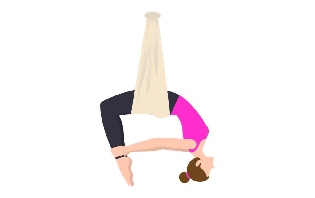 Tendencias de yoga para trabajar mente y cuerpo - AIR YOGA