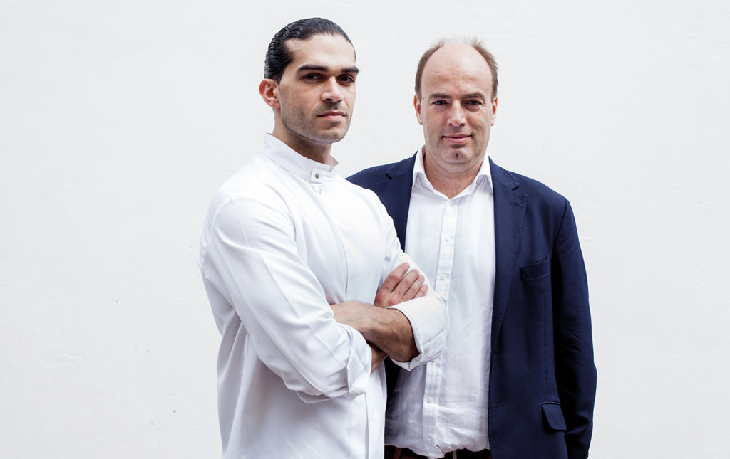 Jozef Youssef: Chef, gastrofísico, autor y fundador de Kitchen Theory. - Chef Jozef Youssef and Professor Charles Spence Kitchen Theory