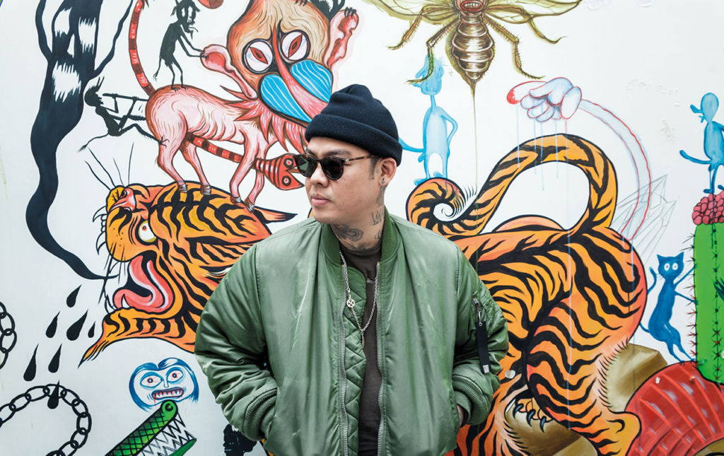 Dr. Woo, el artista que ha revolucionado el mundo con sus tatuajes - DR.WOO-1