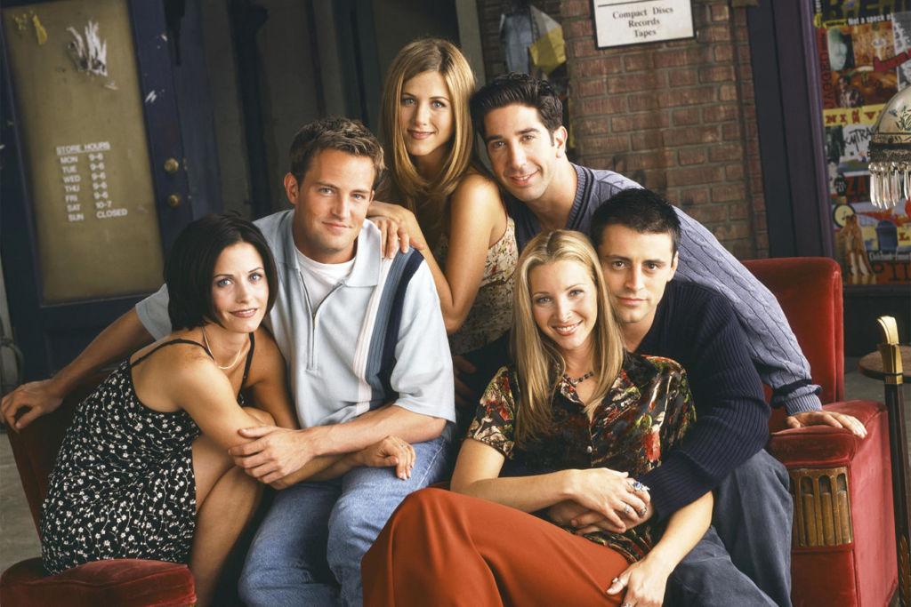 Las mejores series de los noventa - Friends, Mejores series de los noventas