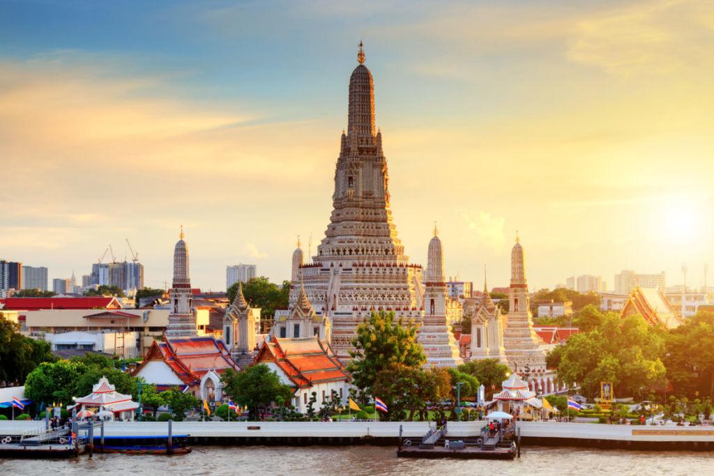 Guía para visitar Bangkok - guia de bangkok 1 portada