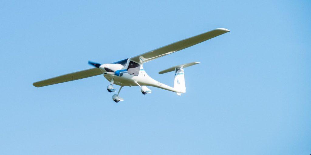 Alpha Electro G2, el primer avión completamente eléctrico - Alpha Electro G2, el primer avión noruego completamente eléctrico Portada