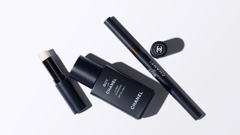 Chanel lanza Boy de Chanel, su primera línea de maquillaje para hombres - Chanel lanza línea de maquillaje para hombres 3