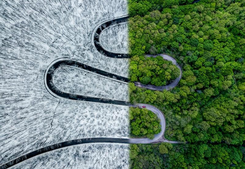 Las fotos más impresionantes tomadas por drones - drone photos 3