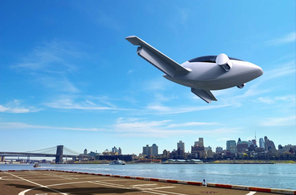 Lilium Aviation, la startup que está revolucionando la industria automovilística - Lilium Aviation Portada