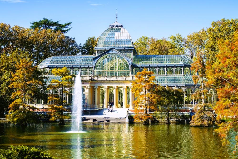 5 razones para vivir en Madrid - Parque del Retiro en Madrid. 5 razones para vivir en Madrid