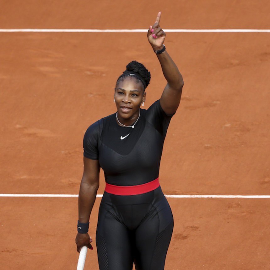 Serena Williams y Nike transforman las reglas del juego - Serena Williams Portada