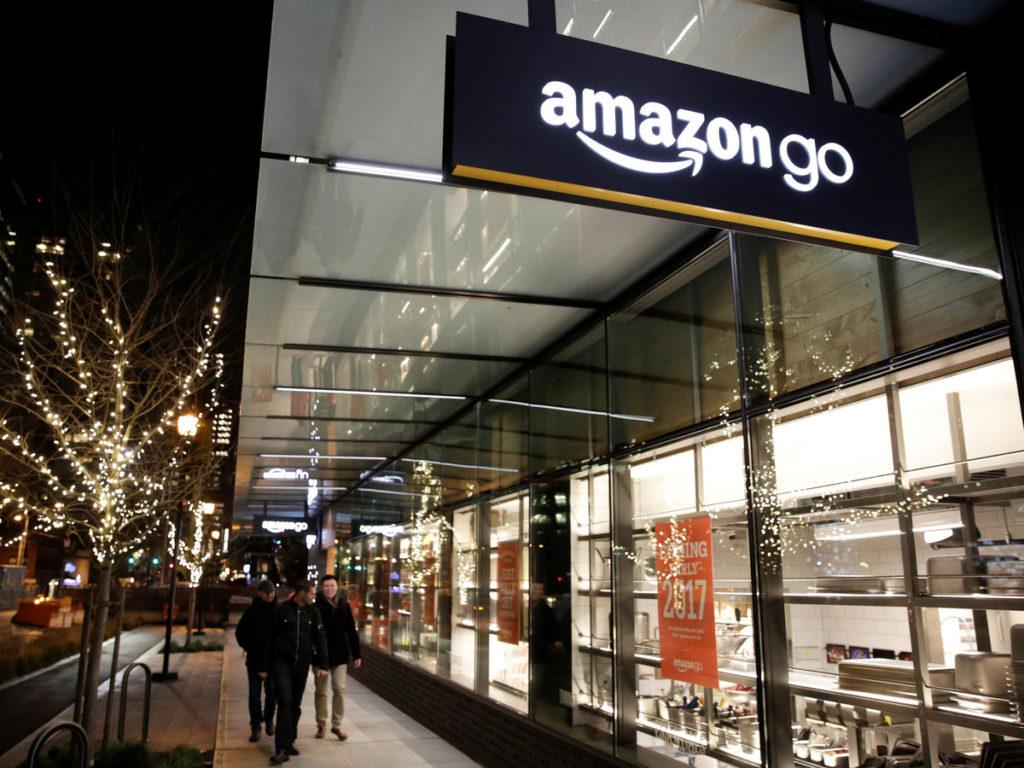 Amazon planea abrir 3000 tiendas Amazon Go - 1. AMAZON GO PORTADA