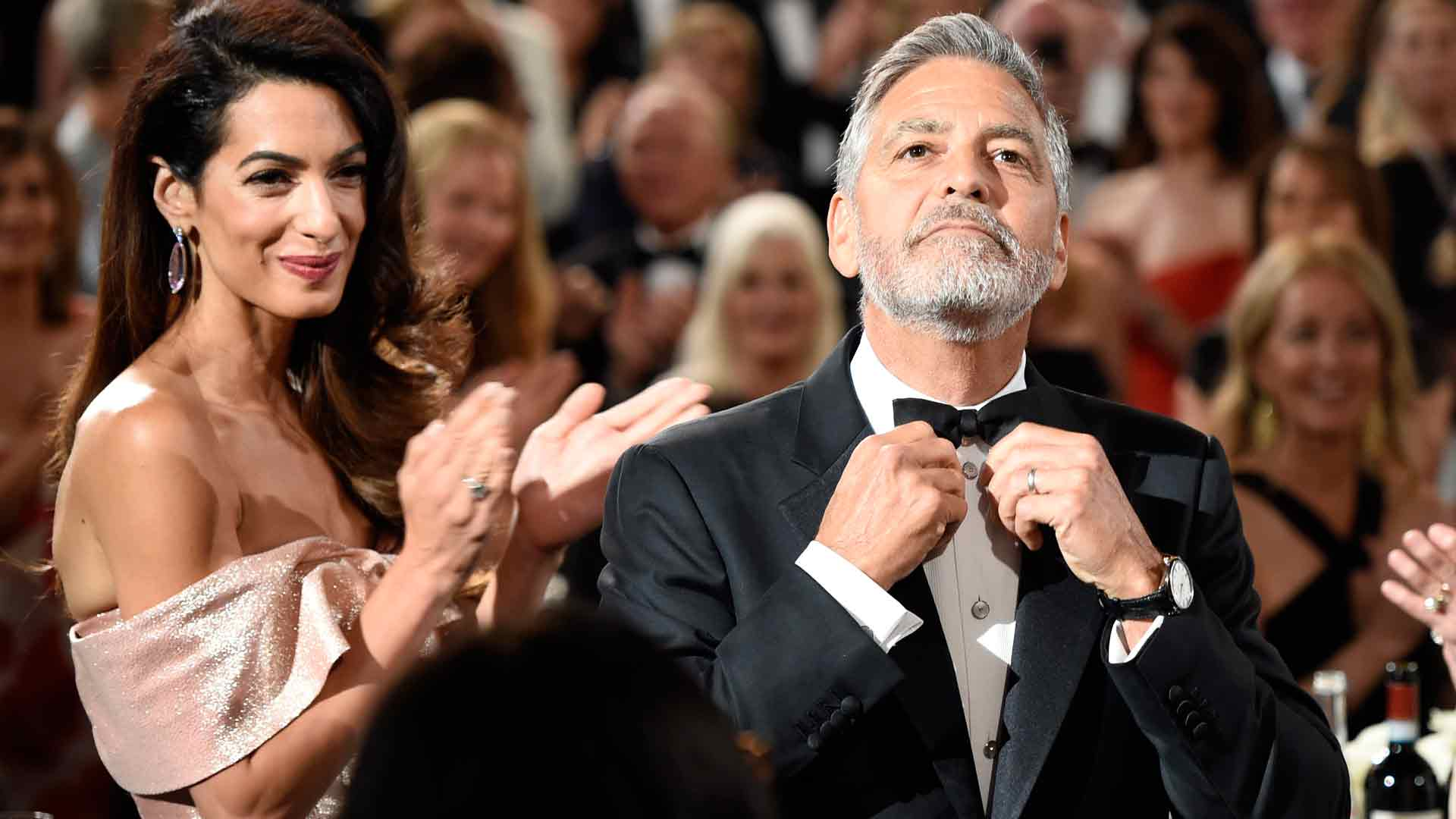 Datos curiosos sobre George Clooney - 9. Actor mejor pagado George Clooney