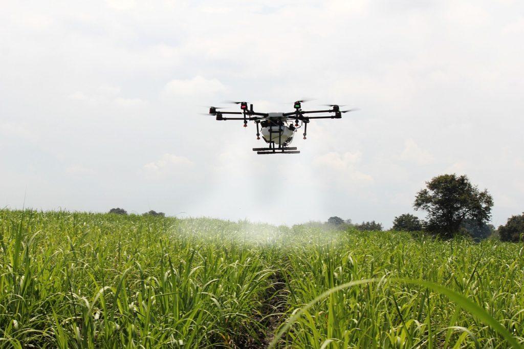 Drones que están cambiando el mundo - Drones para materiales nocivos