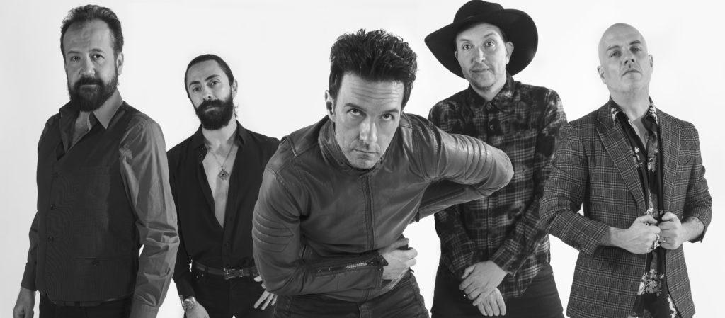 Fobia, el reencuentro del icónico grupo de rock mexicano - Fobia Portada