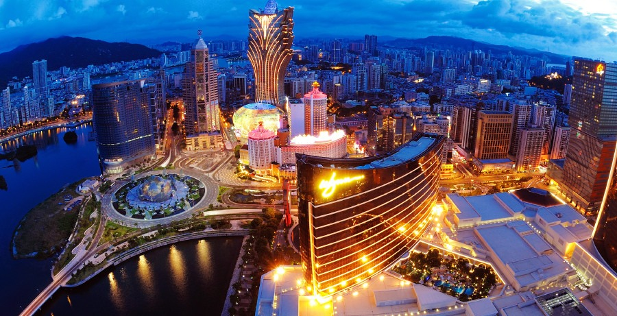 Guía para visitar Macao - Guía para visitar Macao portada